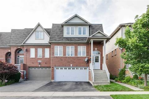 Townhouse for sale at 3133 Highbourne Cres Oakville Ontario - MLS: W4534610
