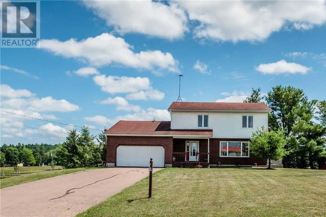 House for sale at 3133 Route 515  Ste. Marie-de-kent New Brunswick - MLS: M129893