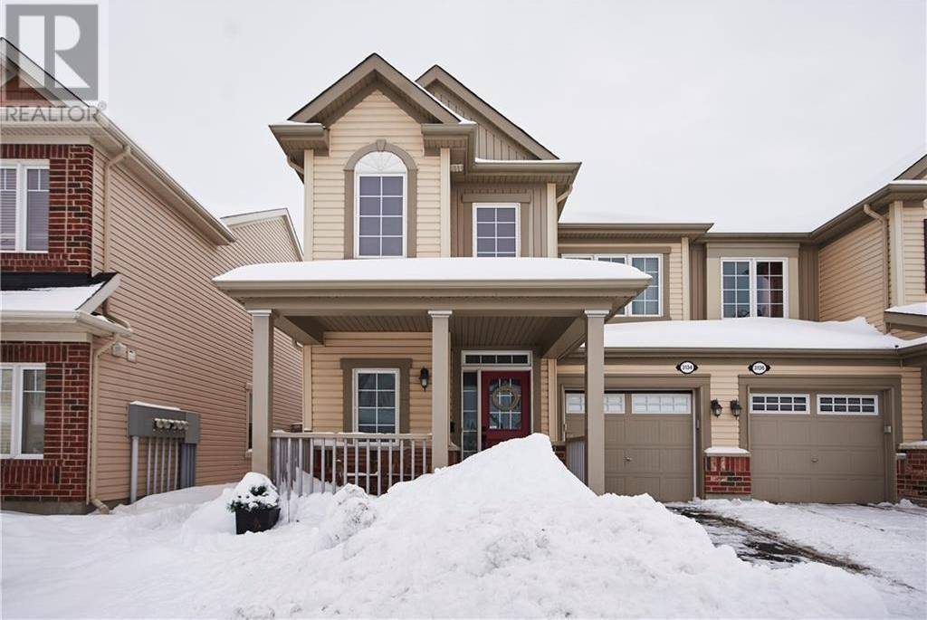Townhouse for sale at 3134 Burritts Rapids Pl Ottawa Ontario - MLS: 1182435