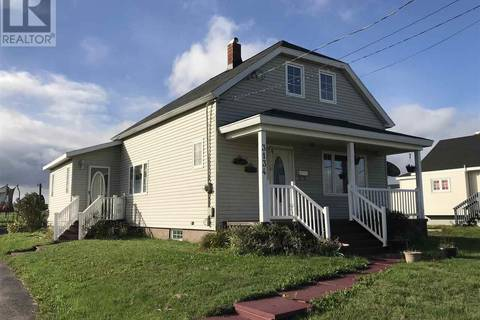 House for sale at 3134 Hinchey Ave New Waterford Nova Scotia - MLS: 201909075
