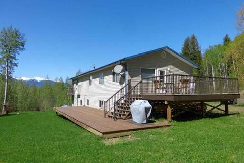 House for sale at 3135 Mountain Ash Rd Mcbride British Columbia - MLS: R2268007