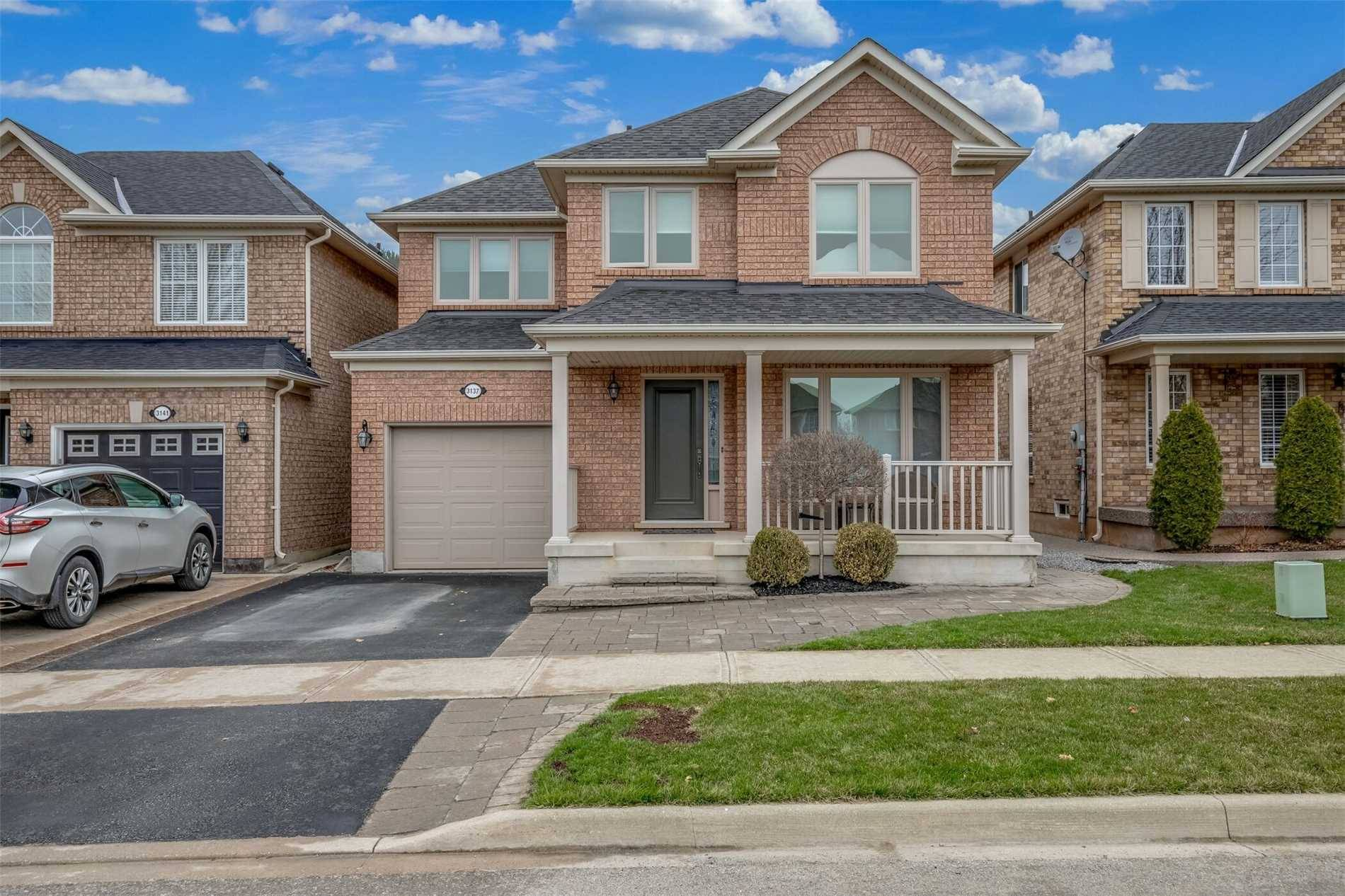 House for sale at 3137 Abernathy Wy Oakville Ontario - MLS: W4425361