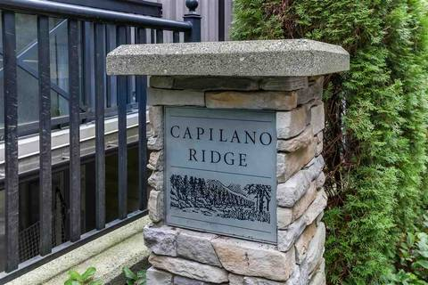Townhouse for sale at 3137 Capilano Cres North Vancouver British Columbia - MLS: R2374951