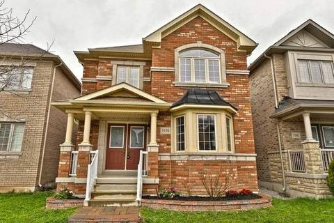 House for sale at 3138 Robert Brown Blvd Oakville Ontario - MLS: W4476512