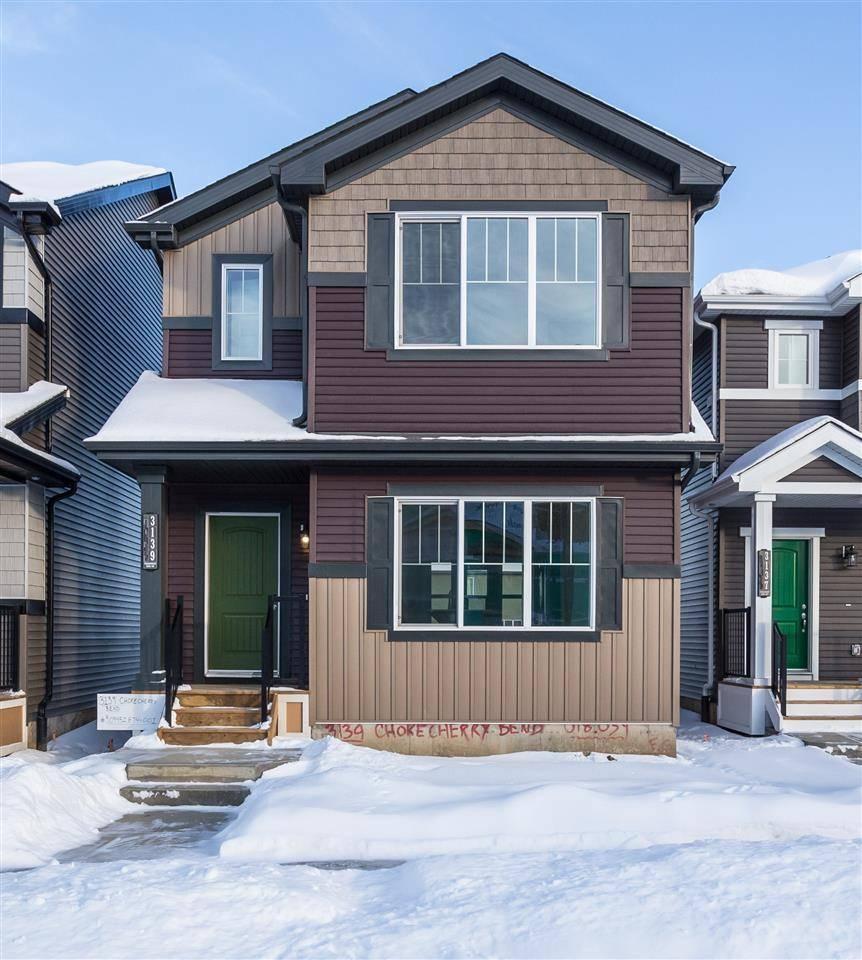 House for sale at 3139 Chokecherry Bn  Sw Edmonton Alberta - MLS: E4185180