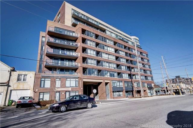 Removed: 314 - 11 Superior Avenue, Toronto, ON - Removed on 2018-03-17 09:43:19