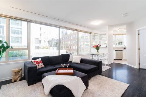 Condo for sale at 1177 Hornby St Unit 314 Vancouver British Columbia - MLS: R2409413