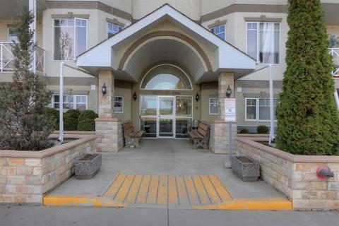Condo for sale at 12111 51 Ave Nw Unit 314 Edmonton Alberta - MLS: E4153358