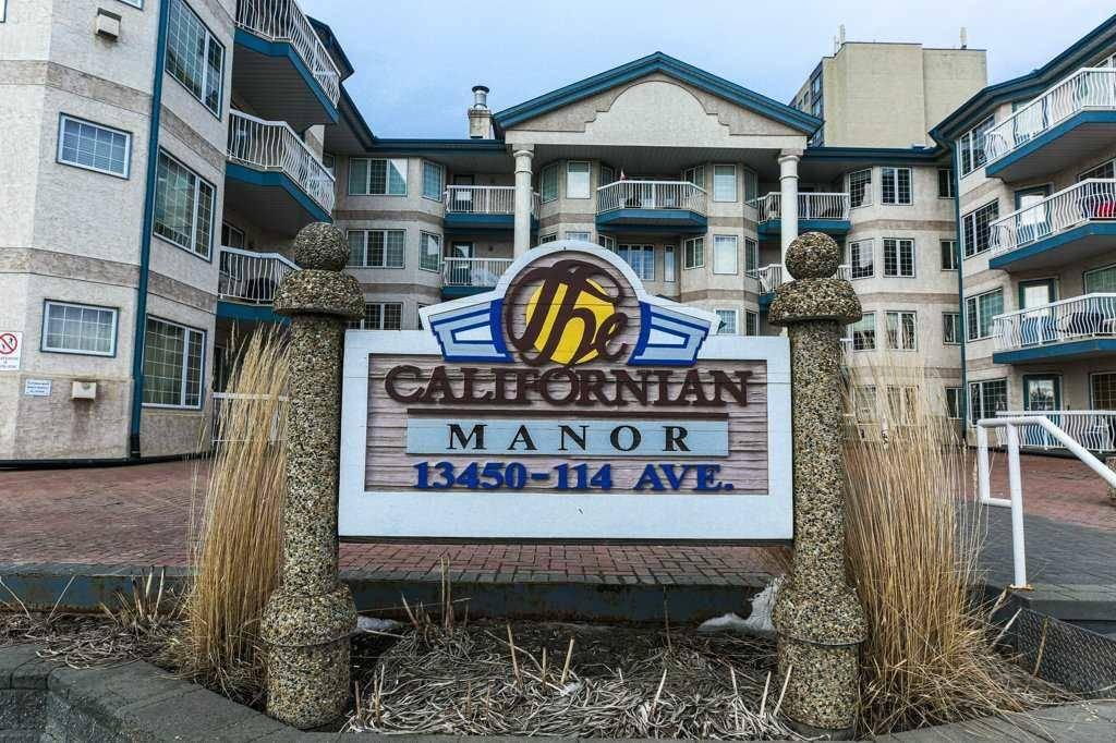 Condo for sale at 13450 114 Ave Nw Unit 314 Edmonton Alberta - MLS: E4192417
