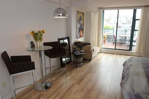 Condo for sale at 1630 1st Ave W Unit 314 Vancouver British Columbia - MLS: R2404590