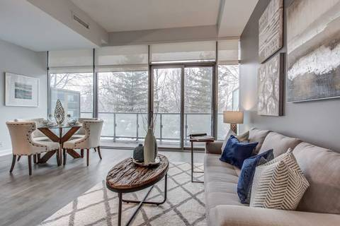 Condo for sale at 1815 Yonge St Unit 314 Toronto Ontario - MLS: C4693929