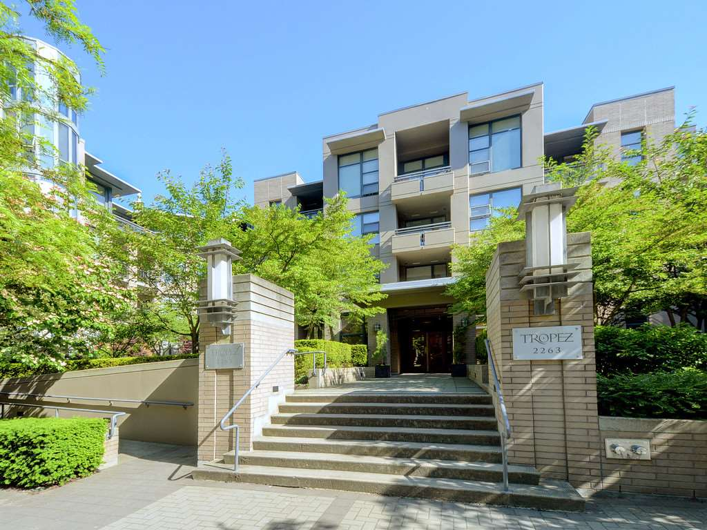 Sold: 314 - 2263 Redbud Lane, Vancouver, BC