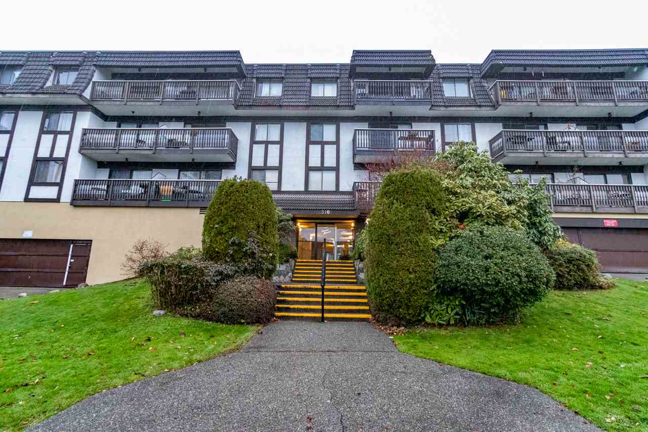 For Sale: 314 - 310 West 3rd Street, North Vancouver, BC | 1 Bed, 1 Bath Condo for $399900.