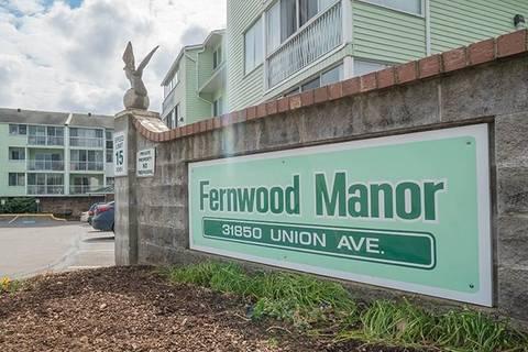 Condo for sale at 31850 Union Ave Unit 314 Abbotsford British Columbia - MLS: R2355218