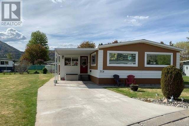 Home for sale at 321 Yorkton Ave Unit 314 Penticton British Columbia - MLS: 183757