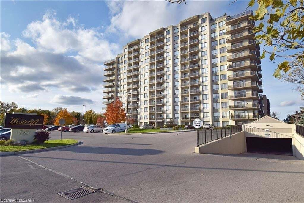 Condo for sale at 353 Commissioners Rd W Unit 314 London Ontario - MLS: 262441