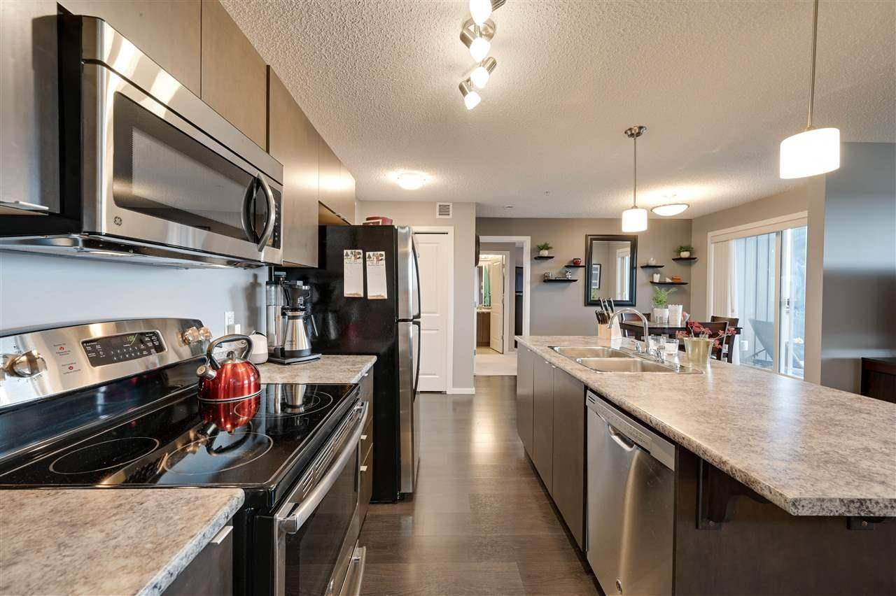 Condo for sale at 508 Albany Wy Nw Unit 314 Edmonton Alberta - MLS: E4183782