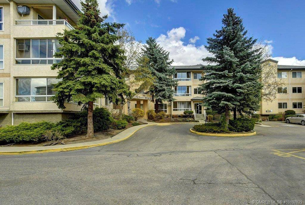 Condo for sale at 709 Houghton Rd Unit 314 Kelowna British Columbia - MLS: 10197829