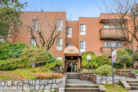 Condo for sale at 7151 Edmonds St Unit 314 Burnaby British Columbia - MLS: R2441270