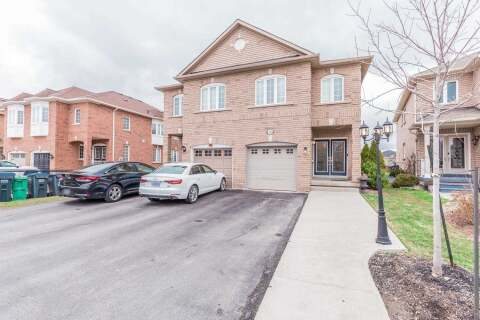 Townhouse for sale at 314 Albright Rd Brampton Ontario - MLS: W4792790
