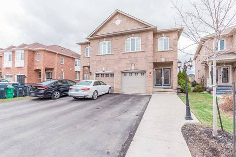 Townhouse for sale at 314 Albright Rd Brampton Ontario - MLS: W4734325