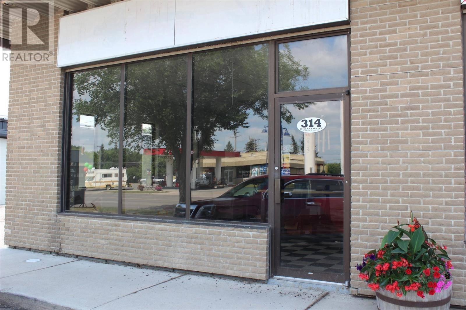 Commercial property for lease at 314 Broadway St Yorkton Saskatchewan - MLS: SK782659