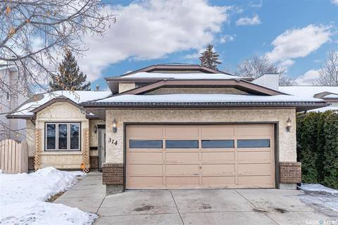 House for sale at 314 Bronson Cres Saskatoon Saskatchewan - MLS: SK798374