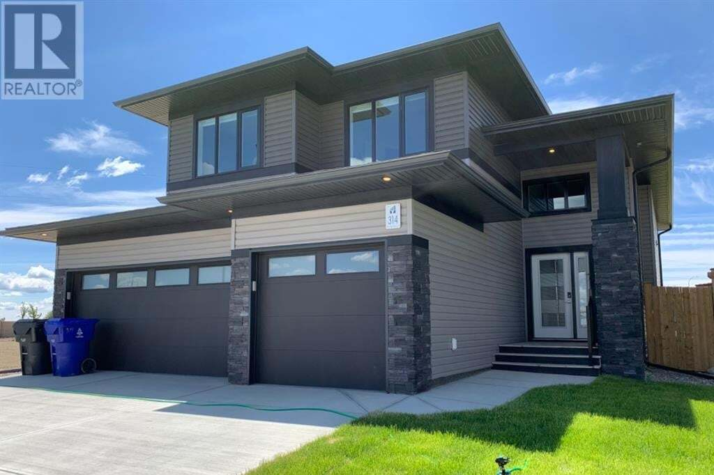 House for sale at 314 Canyon Meadows Rte West Lethbridge Alberta - MLS: LD0188848