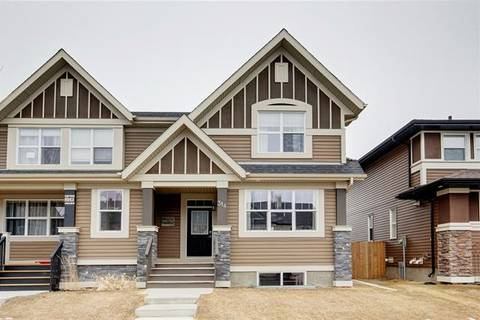 Townhouse for sale at 314 Chaparral Valley Dr Southeast Calgary Alberta - MLS: C4292809