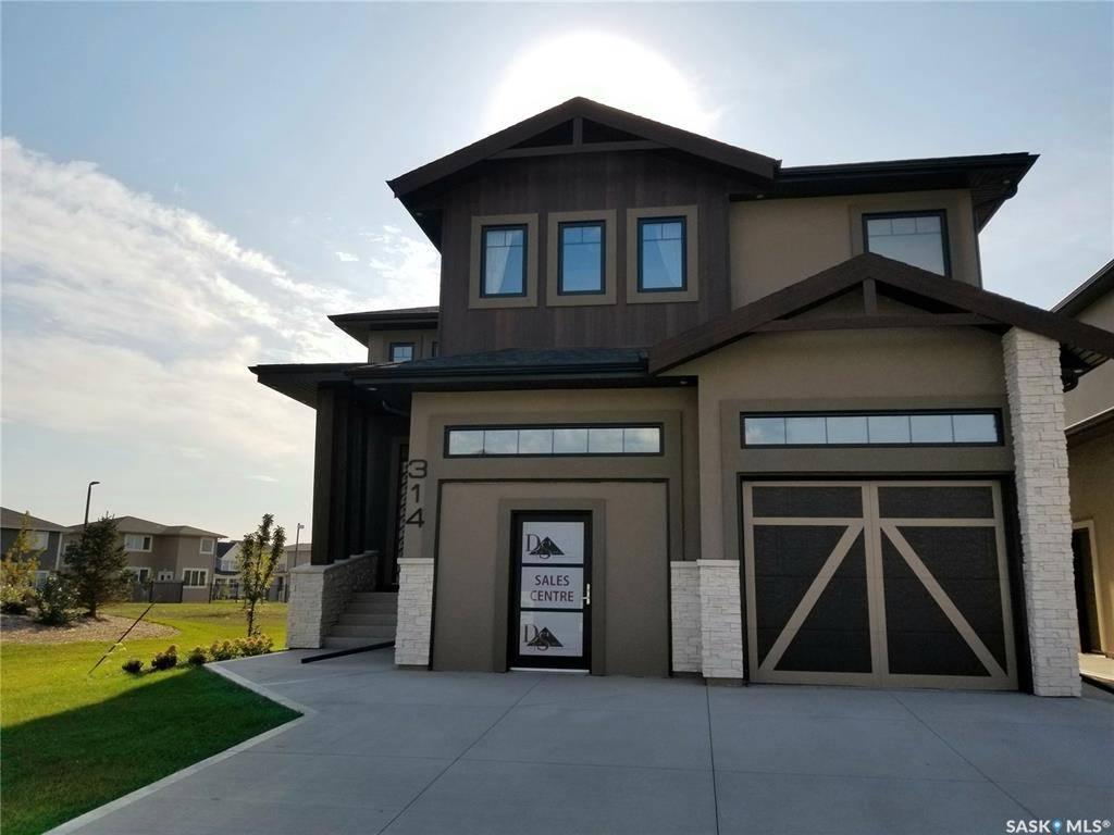 House for sale at 314 Dagnone Cres Saskatoon Saskatchewan - MLS: SK788844