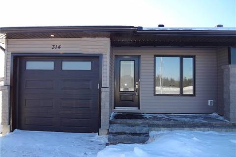 Townhouse for sale at 314 Forestview Cres Renfrew Ontario - MLS: 1129657