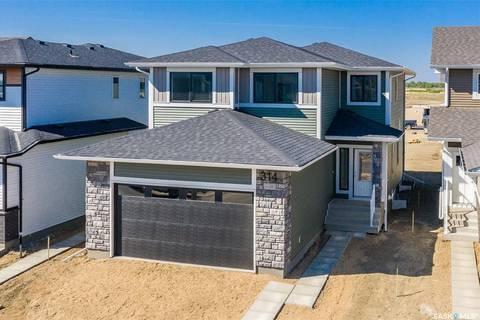 House for sale at 314 Germain Manr Saskatoon Saskatchewan - MLS: SK797023