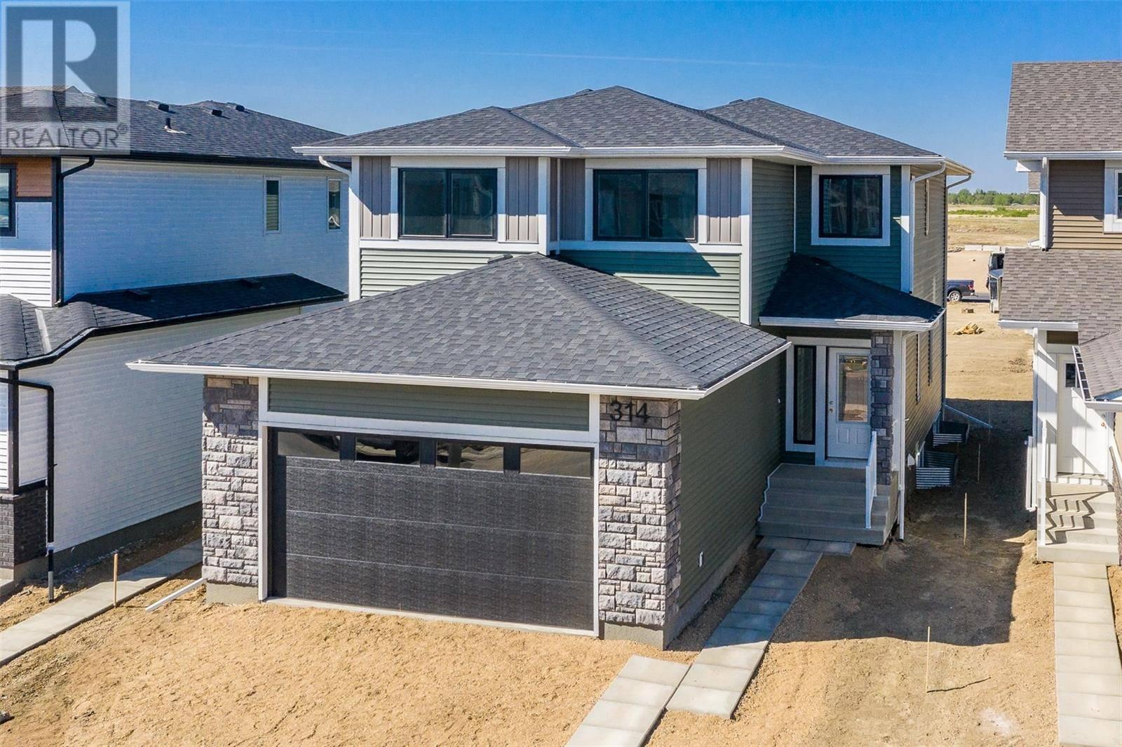 House for sale at 314 Germain Mnr  Saskatoon Saskatchewan - MLS: SK789054