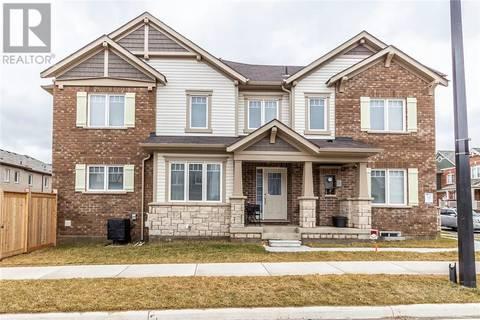 Townhouse for sale at 314 Gillett Pt Milton Ontario - MLS: 30724947