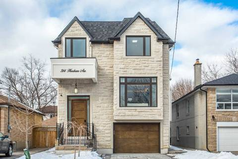 House for sale at 314 Horsham Ave Toronto Ontario - MLS: C4697461