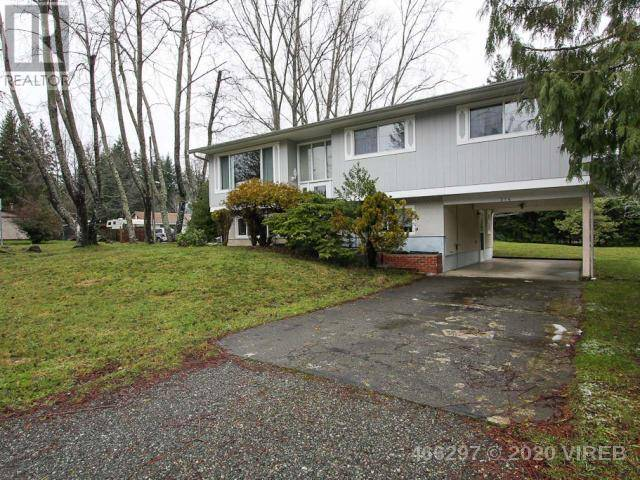 House for sale at 314 Pritchard Rd Comox British Columbia - MLS: 466297