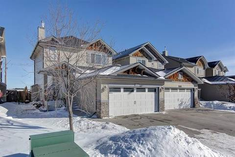 Townhouse for sale at 314 Ranch Ridge Ct Strathmore Alberta - MLS: C4229396