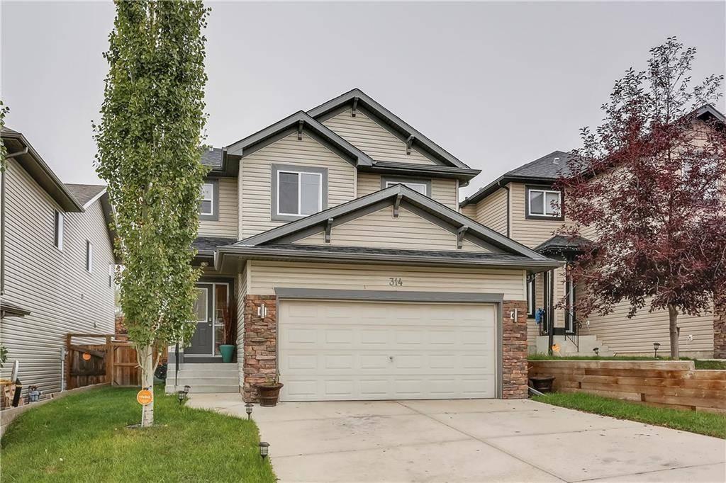 House for sale at 314 Rockyspring Circ Nw Rocky Ridge, Calgary Alberta - MLS: C4224942