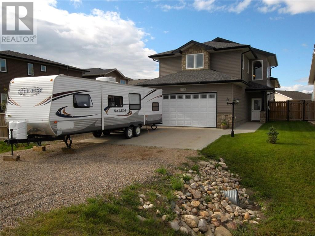 For Sale: 314 Service Road, Balgonie, SK | 4 Bed, 3 Bath House for $489,000. See 50 photos!