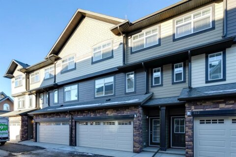 Townhouse for sale at 314 Wentworth Rw SW Calgary Alberta - MLS: A1053081