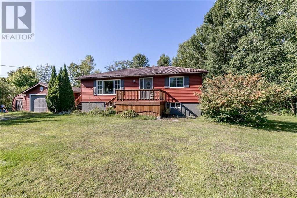 House for sale at 3140 Switch Rd Washago Ontario - MLS: 226827