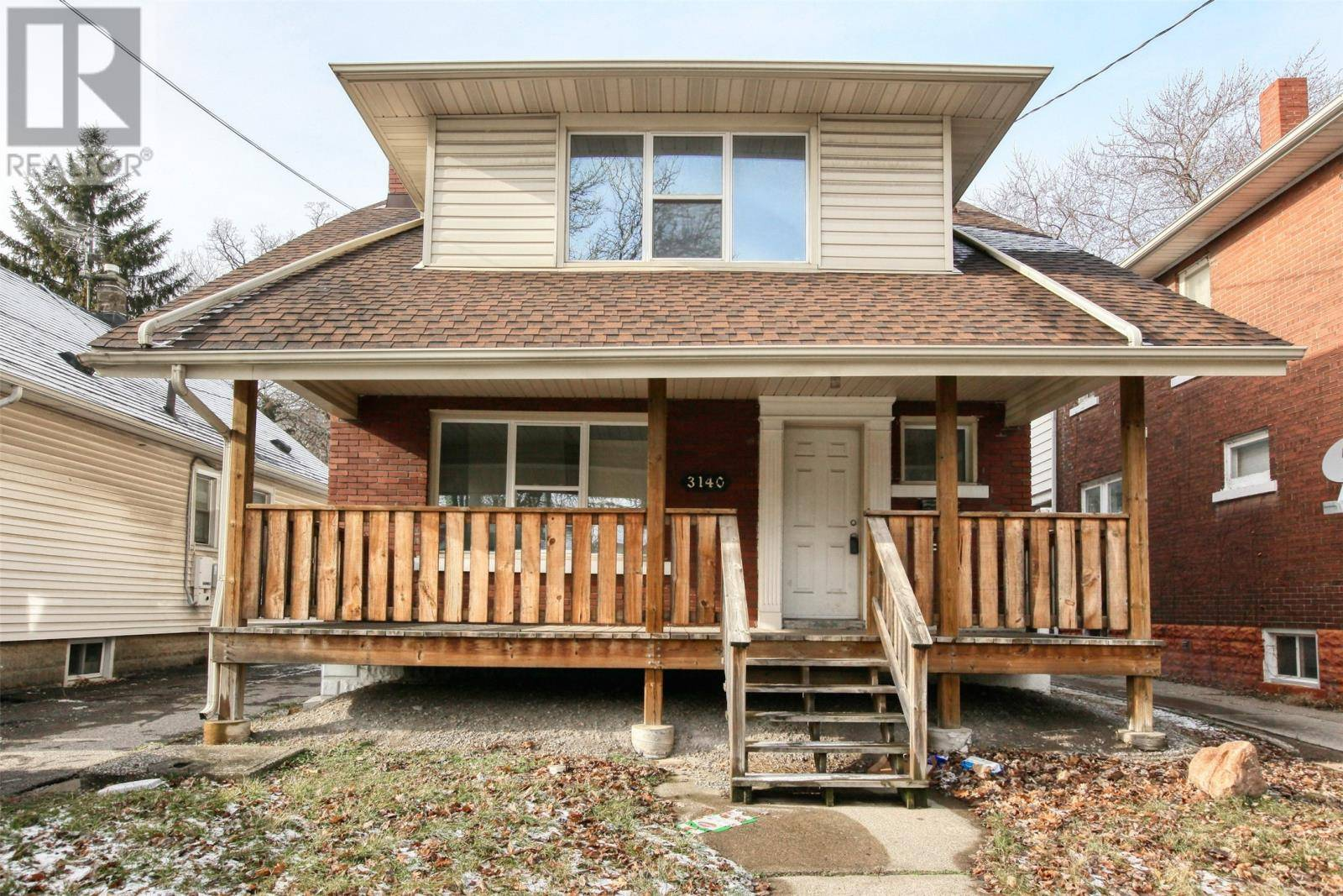 House for sale at 3140 Wyandotte St West Windsor Ontario - MLS: 20000447