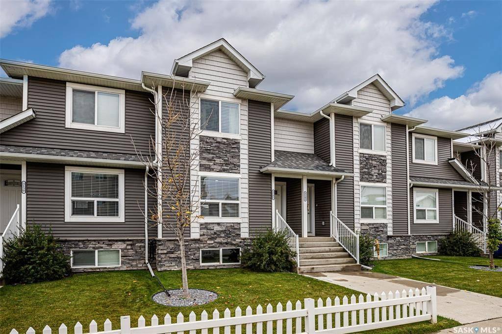 Townhouse for sale at 3115 Mcclocklin Rd Unit 3141 Saskatoon Saskatchewan - MLS: SK788149