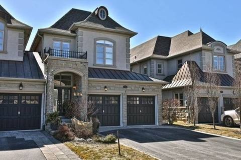 Townhouse for sale at 3142 Watercliffe Ct Oakville Ontario - MLS: W4459878