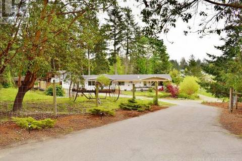 House for sale at 3143 Mutter Rd Mill Bay British Columbia - MLS: 454352