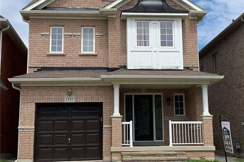 House for sale at 3143 Robert Brown Blvd Oakville Ontario - MLS: 30745269
