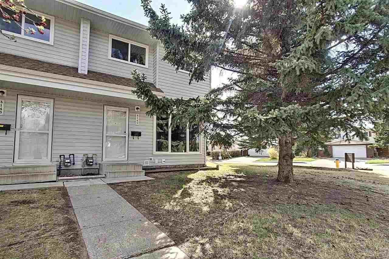 Townhouse for sale at 3145 109 St NW Edmonton Alberta - MLS: E4198279