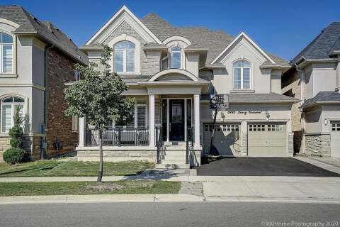 House for sale at 3145 Larry Cres Oakville Ontario - MLS: W4866593
