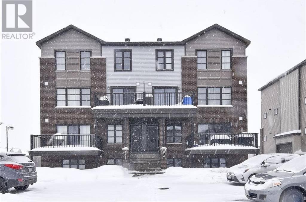 House for sale at 314 Des Tilleuls Pt Orleans Ontario - MLS: 1182634