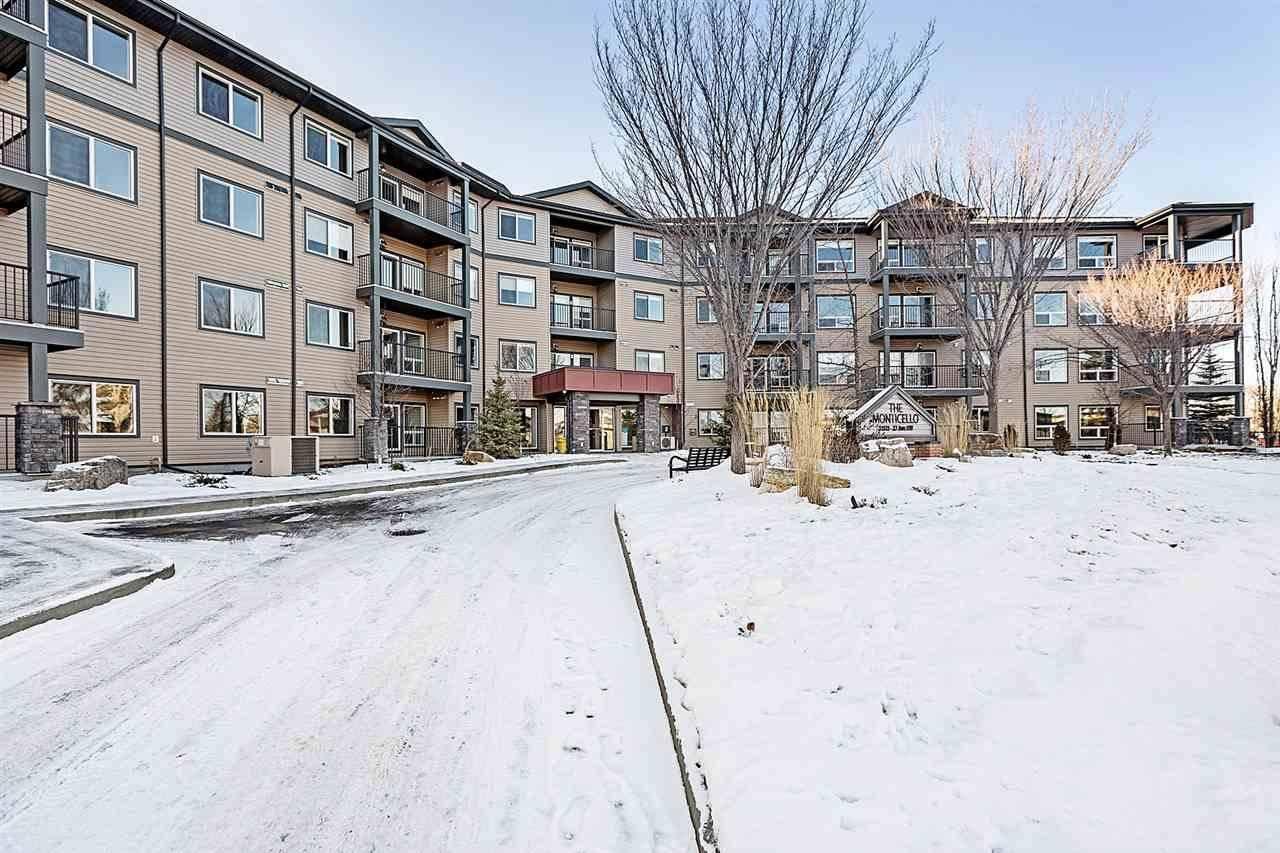 Condo for sale at 11511 27 Ave Nw Unit 315 Edmonton Alberta - MLS: E4181036